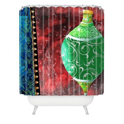 Madart Inc. Elegante Shower Curtain