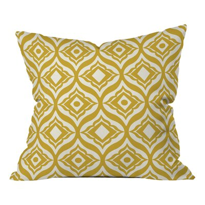 Heather Dutton Trevino Throw Pillow Size: 18 H x 18 W x 5 D