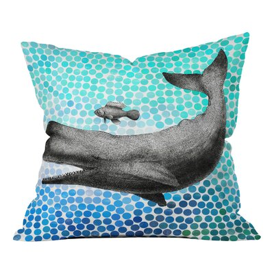 Garima Dhawan New Friends Throw Pillow Size: Large