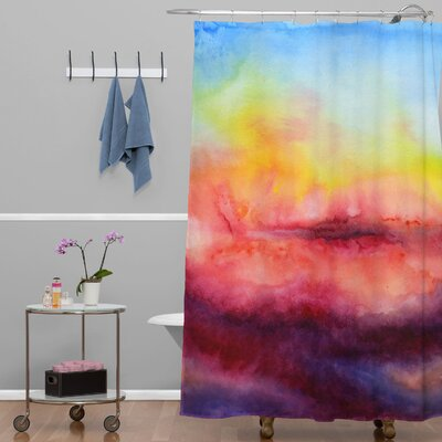 Jacqueline Maldonado Kiss of Life Shower Curtain