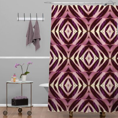 Wagner Campelo Calathea Shower Curtain