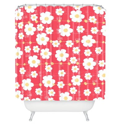 Ali Benyon Kandy Love Shower Curtain