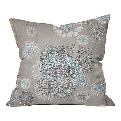 Iveta Abolina French Throw Pillow Size: 16 x 16