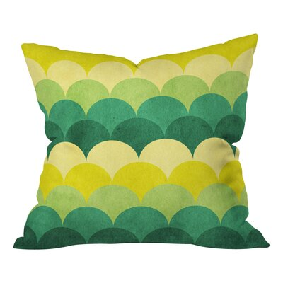 Arcturus Scales Throw Pillow Size: 16 H x 16 W x 5 D