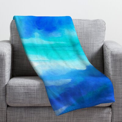 Jacqueline Maldonado Rise 2 Throw Blanket Size: Small