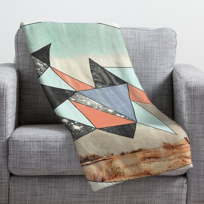 Wesley Bird Dry Spell Throw Blanket Size: Small