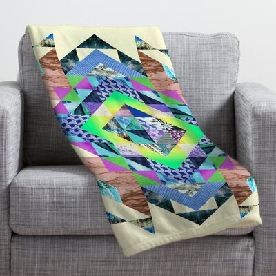 Fimbis Clarice Throw Blanket Size: 80 H x 60 W