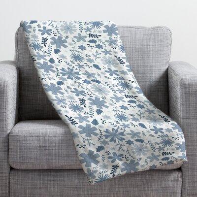 Jennifer Denty Genevieve Big Throw Blanket Size: Large