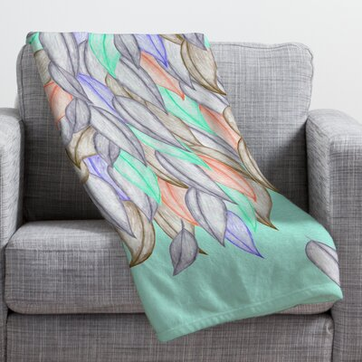 Jacqueline Maldonado A Different 1 Throw Blanket Size: Medium