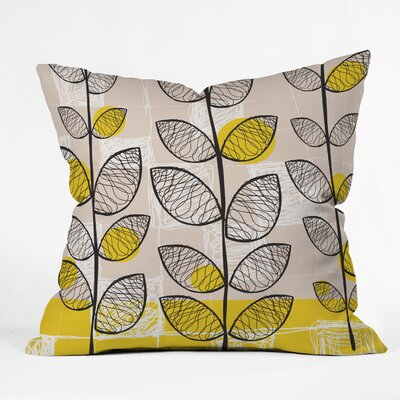 Rachael Taylor 50S Inspired Throw Pillow Size: 20 H x 20 W