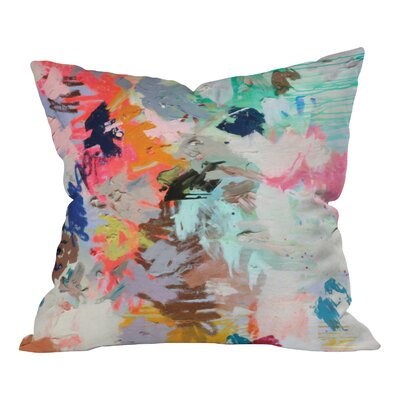 Bolduc Throw Pillow Size: XL