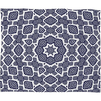Athena Indigo Throw