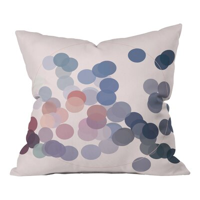 Gabi Wink Wink Throw Pillow Size: Large
