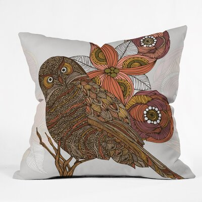 Valentina Ramos Victor Throw Pillow Size: 20 x 20