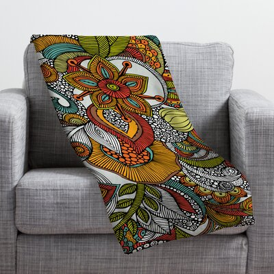 Valentina Ramos Ava Throw Blanket Size: Medium