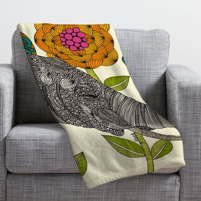 Aaron Throw Blanket Size: 40 H x 30 W