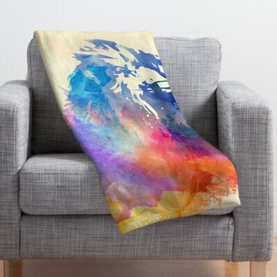 Robert Farkas Throw Blanket Size: Large