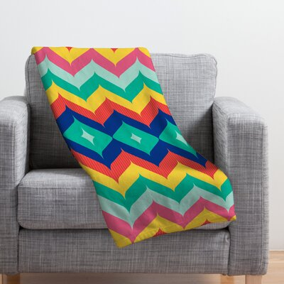Juliana Curi Throw Blanket Size: Small