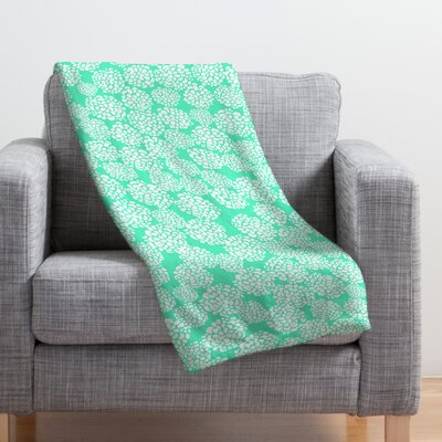 Joy Laforme Throw Blanket Size: Large