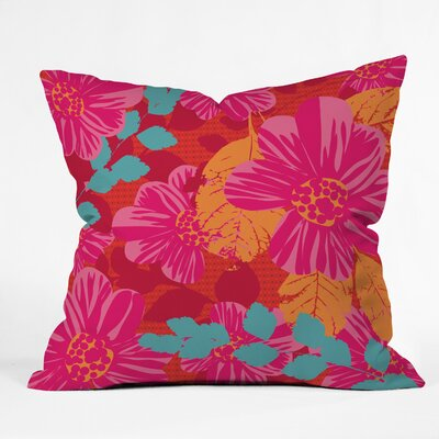 Throw Pillow Size: 18 H x 18 W x 5 D