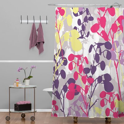 Rachael Taylor Textured Honesty Shower Curtain
