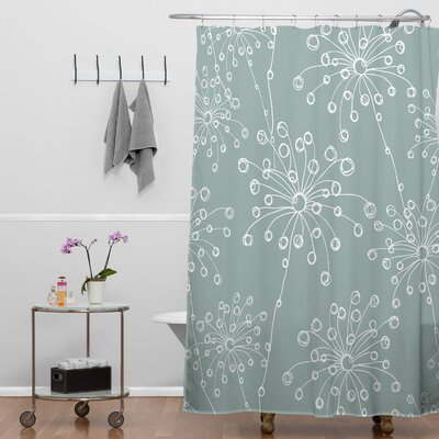 Rachael Taylor Quirky Motifs Shower Curtain
