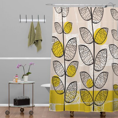 Rachael Taylor 50s Inspired Shower Curtain