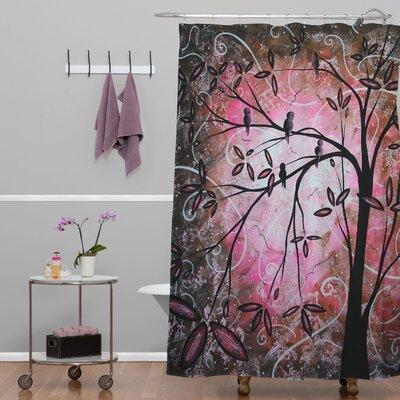 Madart Inc Blossoms Shower Curtain