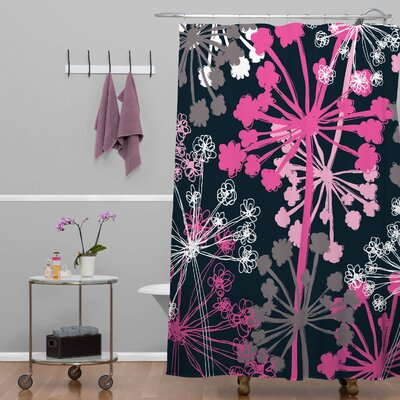 Rachael Taylor Cow Parsley Shower Curtain