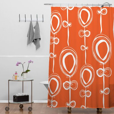 Rachael Taylor Contemporary Shower Curtain