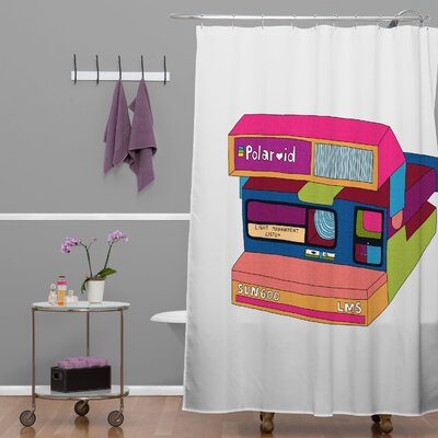 Bianca Green Captures Great Moments Shower Curtain