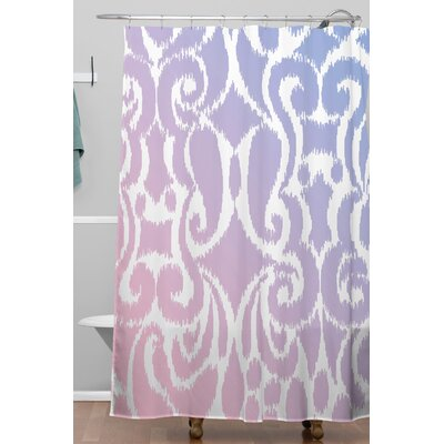 Khristian A Howell Pantone Eloise Shower Curtain