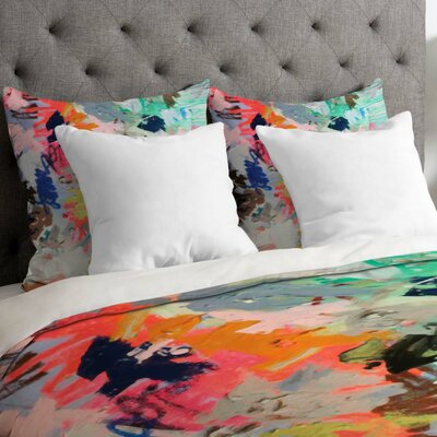 Kent Youngstrom Really Duvet Cover Size: Twin, Fabric: Lightweight