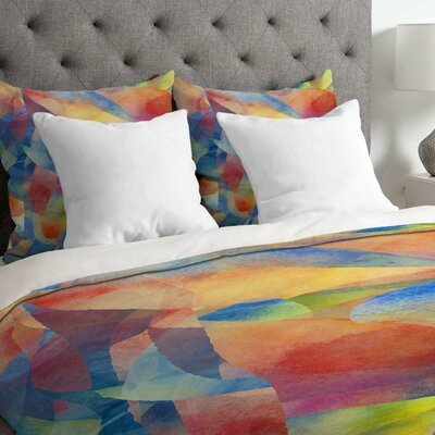 Jacqueline Maldonado Lightweight This Is What Your Missing Duvet Cover Size: Twin