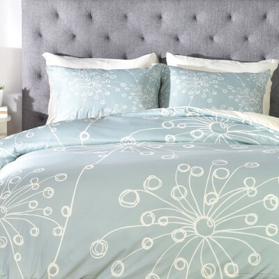 Rachael Taylor Lightweight Quirky Motifs Duvet Cover Size: Twin