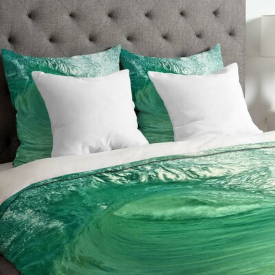 Lisa Argyropoulos within the Eye Duvet Cover Size: King, Fabric: Lightweight