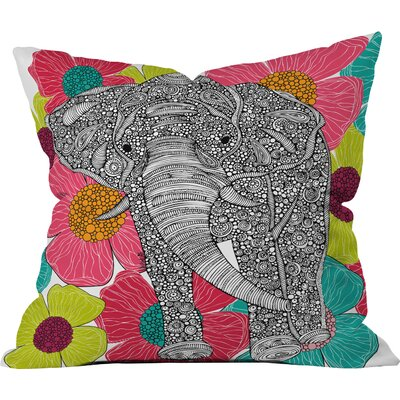 Deepak Throw Pillow Size: 20 H x 20 W