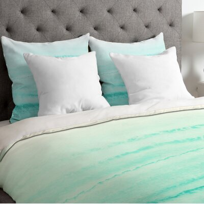 Monika Strigel Within The Tides Caribean Sea Duvet Cover Size: King
