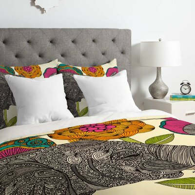 Down Duvet Cover Size: Queen, Fabric: Lightweight