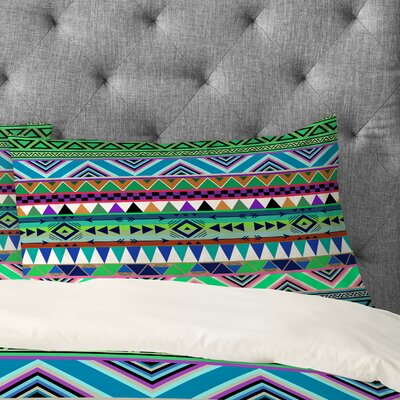 Bianca Green Esodrevo Pillowcase Size: Standard