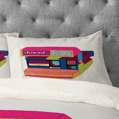 Bianca Green Captures Great Moments Pillowcase Size: Standard
