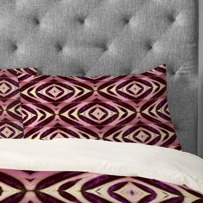 Wagner Campelo Calathea Pillowcase Size: Standard