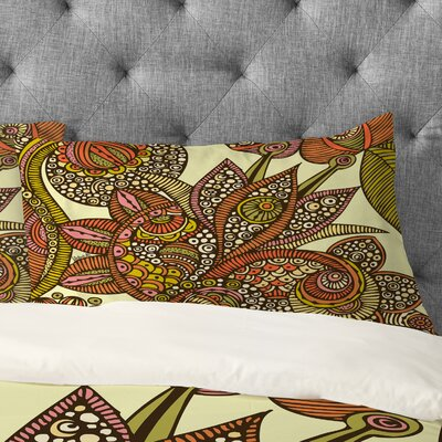 Valentina Ramos Dina Pillowcase Size: King