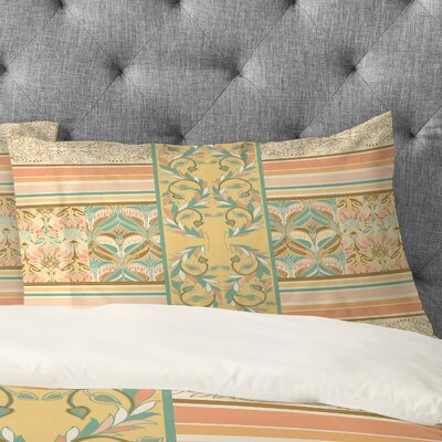 Jacqueline Maldonado Vintage Pillowcase Size: King