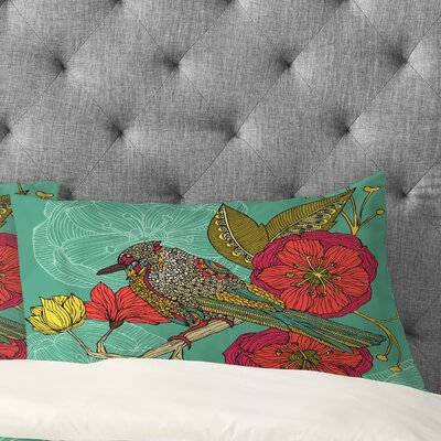 Valentina Ramos Contented Constance Pillowcase Size: King