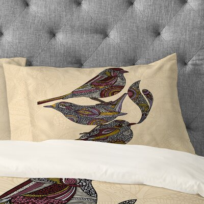 Valentina Ramos 3 Kings Pillowcase Size: King