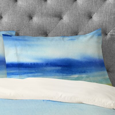 Jacqueline Maldonado Sea Church Pillowcase Size: King