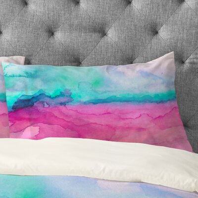 Jacqueline Maldonado Tidal Pillowcase Size: King