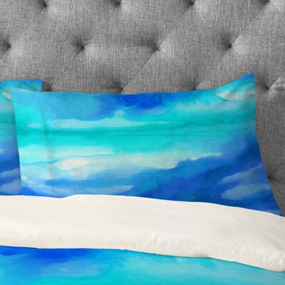 Jacqueline Maldonado Rise 2 Pillowcase Size: King