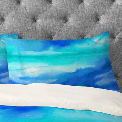 Jacqueline Maldonado Rise 2 Pillowcase Size: Standard